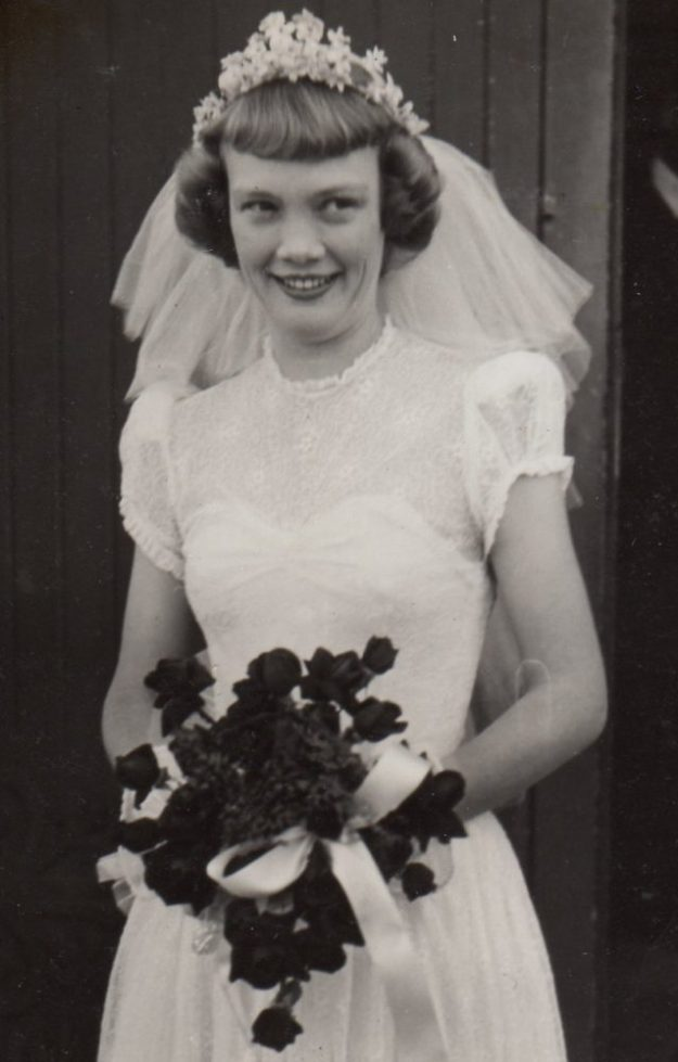 Mary Wedding