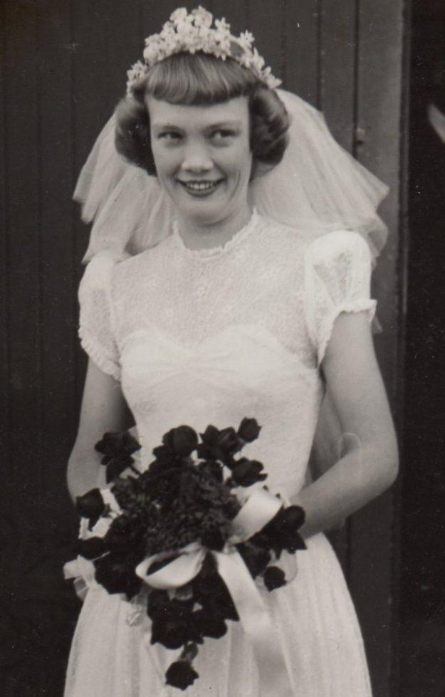 Mary Wedding